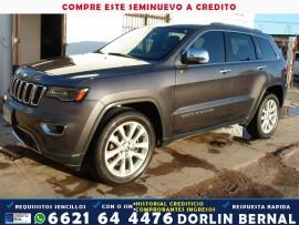 2017 Jeep Grand Cherokee Limited Lujo 4x2, $ 530,000, AR181817