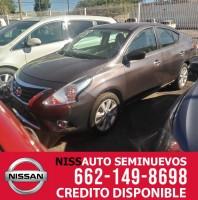 2018 Nissan Versa Advance, AR143612
