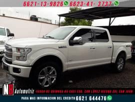 2017 Ford Lobo Platimun 4x4, $ 660,000, AR147322